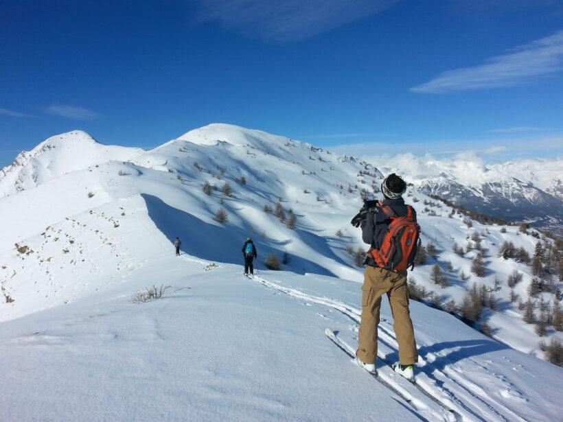 Stage Yoga et Ski de randonnée